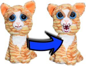 Cat Feisty Pets Plush