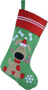 Christmas Stocking For The Dog