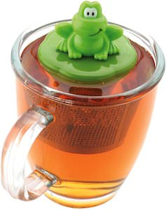 Frog On Leaf Tea Infuser