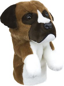 Boxer Golf Club Head Cover