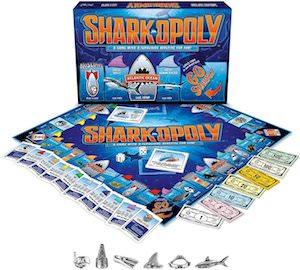 Sharkopoly Board Game