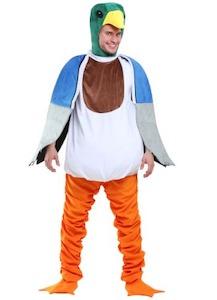 Mallard Duck Costume