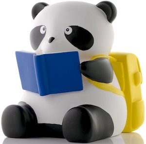 Panda Bear Money Bank