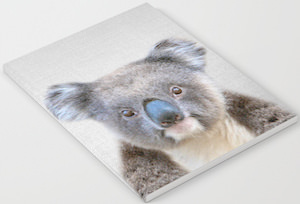 Koala Bear Notebook
