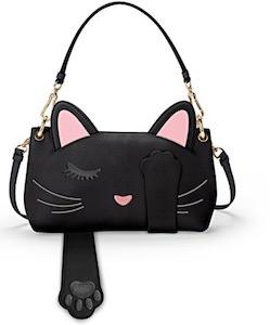 Cat Peek A Boo Handbag