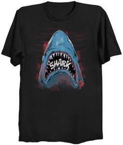 Shark Eating Shark T-Shirt