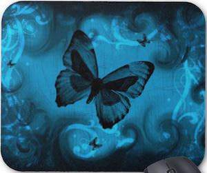 Dark Butterfly Mousepad