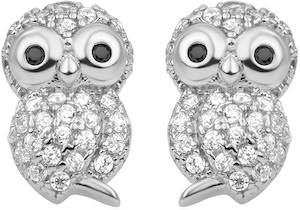 Owls Earrings