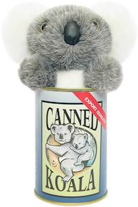 Canned Koala Plush