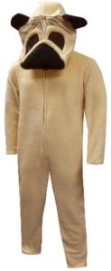 Pug Onesie Hooded Pajama