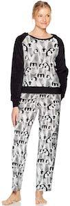 Fleece Penguin Pajama