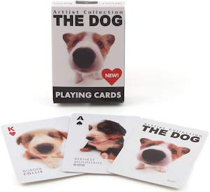 The Dog Playing Cards