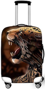 Cheetah Suitcase Cover