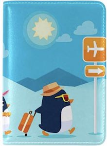 Penguin Passport Cover