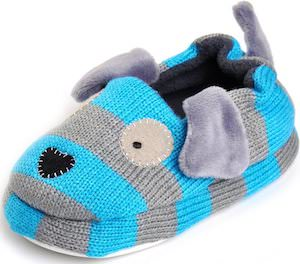 Toddler Doggy Slippers