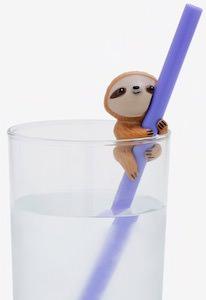 Sloth Straws