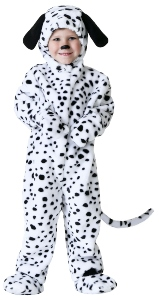 Dalmation Toddler Costume
