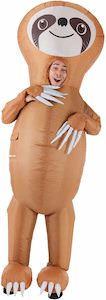 Adult Inflatable Sloth Costume