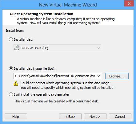 install-linux-mint-vmware (2)