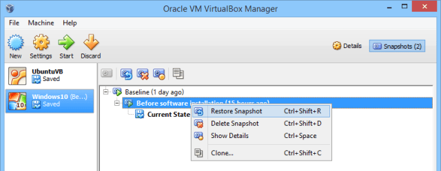 virtualbox-restore-snapshot