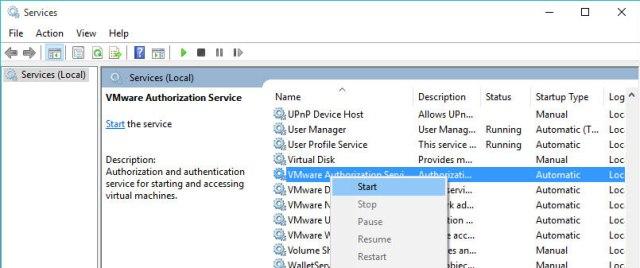vmware-authorization-service-not-running-select-start