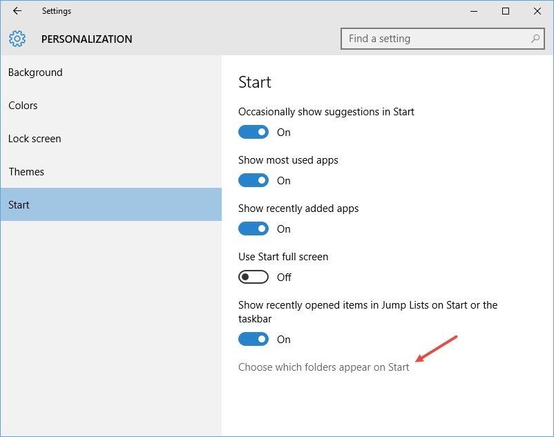 customize-win10-start-menu-click-link1