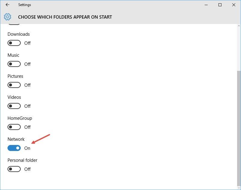 customize-win10-start-menu-select-folder