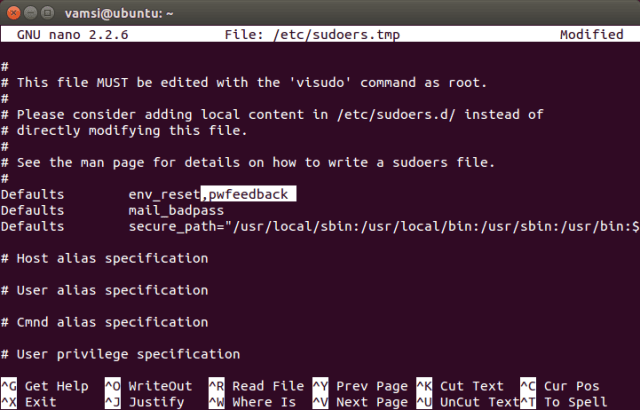linux-terminal-password-asterisks-visible-add-pwfeedback