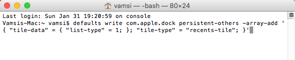 mac-osx-dock-execute-command