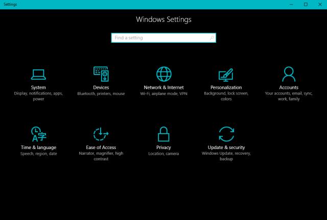 enable dark mode in windows 10 dark mode enabled