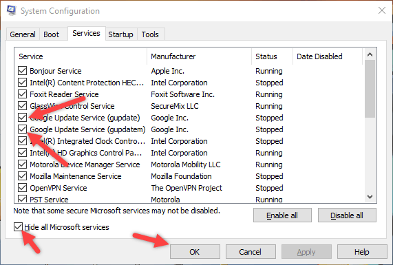 How to Fix SYSTEM_SERVICE_EXCEPTION error in Windows 10 - Stugon