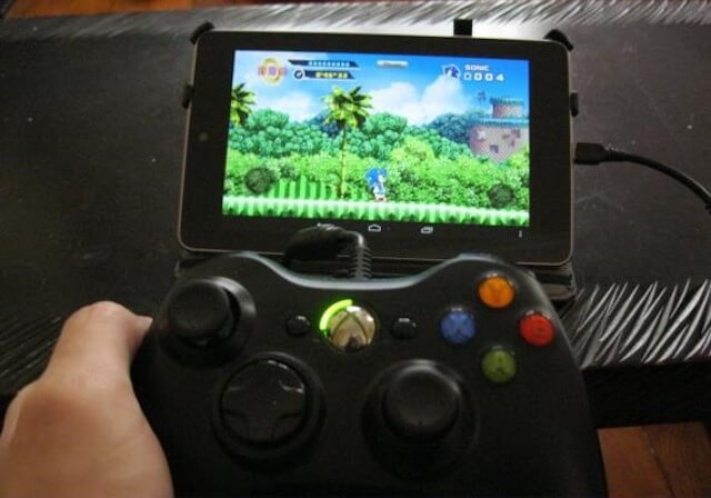 Top 10 uses of OTG cable - connect game controller
