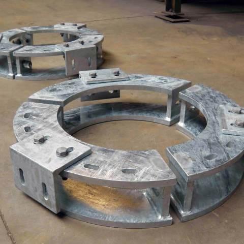 Thermisch verzinken van staal