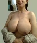femmedu 45 hot exhibe photo de ses beaux nichons