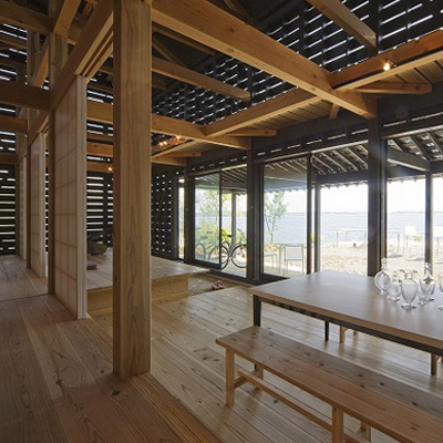Architectural hardwood flooring