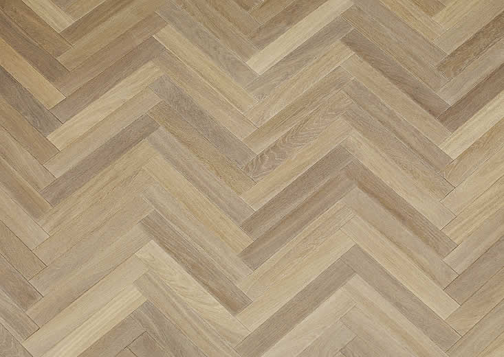 Bougie Oak Herringbone 5