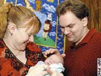 Jon Blake Cusack 2.0 y sus padres