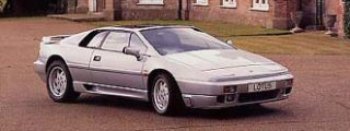 Lotus Esprit Turbo, similar to the one sold for less than $1.00