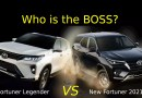 Toyota Fortuner Legender vs New Toyota Fortuner: How different are they?