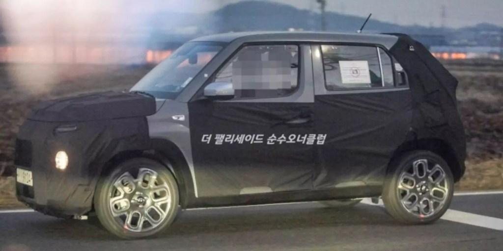 New Hyundai AX1 Micro SUV: Will it be successful?