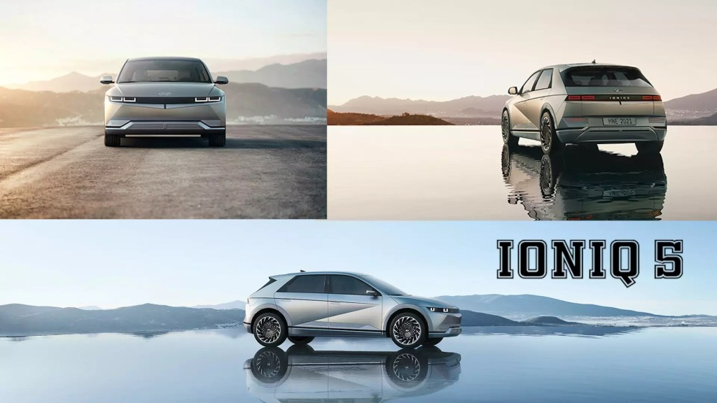Hyundai IONIQ 5 - Features, Price, ultra-fast charging, Images