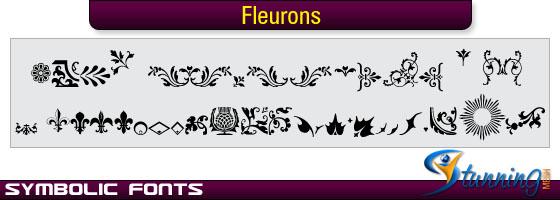 Stunningmesh Symbolic Fonts