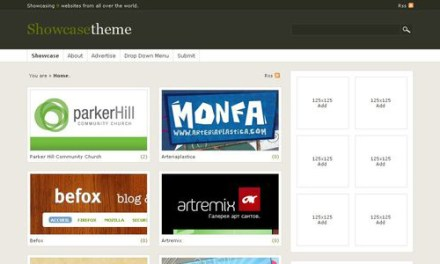 20 WordPress Galleries and Showcase Themes