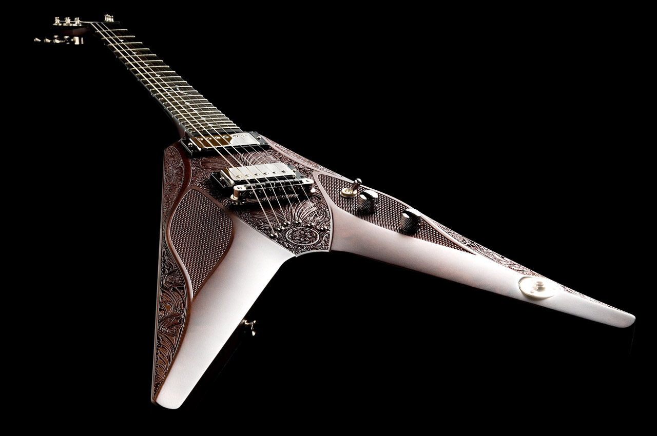 Awesome Guitar Wallpapers Stunning Mesh