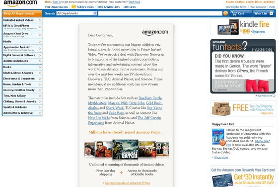 10 Best Online Shopping Malls Websites