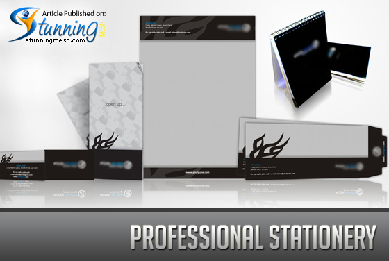 Professional Stationery