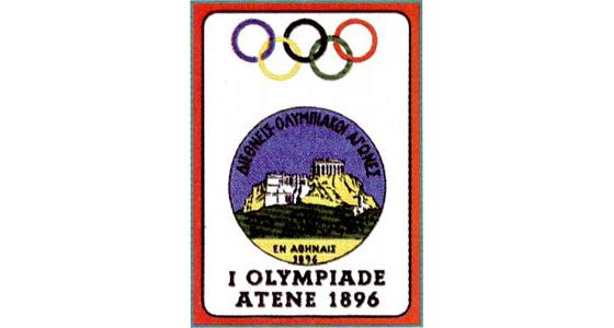 Athens Olympic 1896 Logo