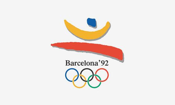 Barcelona Olympic 1992 Logo