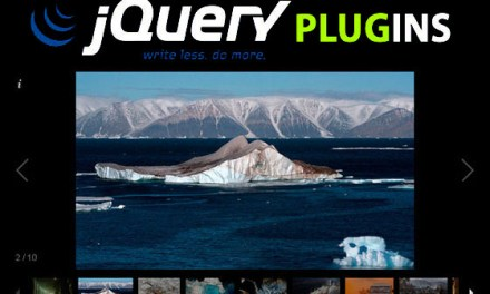 10 jQuery Plugins That Help In Designing Attractive Layouts