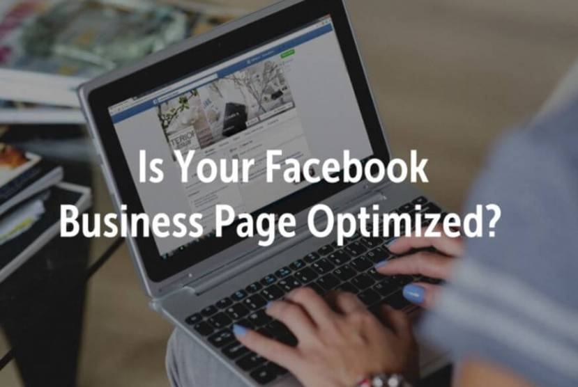 is your facebook business page optimized cover